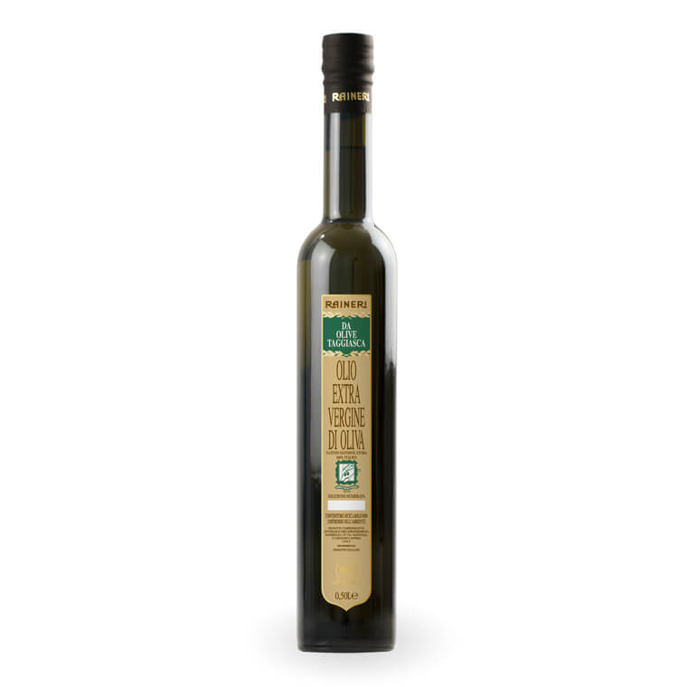 TAGGIASCA<br>EXTRA VIRGIN OLIVE OIL
