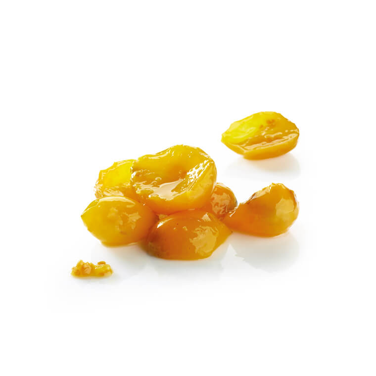 YELLOW SEMI DRIED TOMATOES