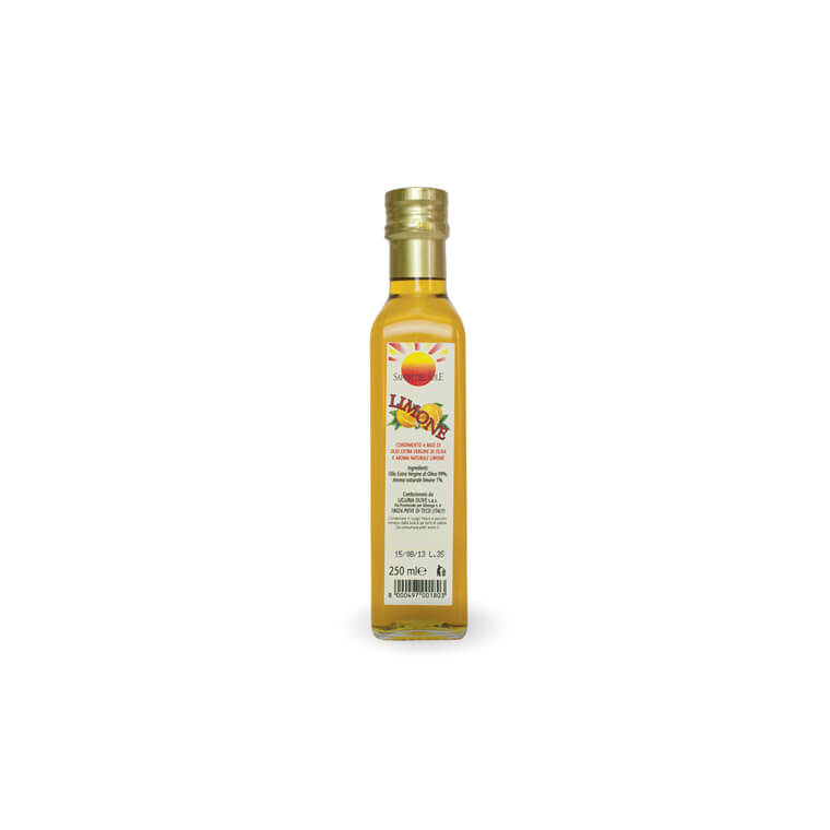 LEMON<br>EXTRA VIRGIN OLIVE OIL