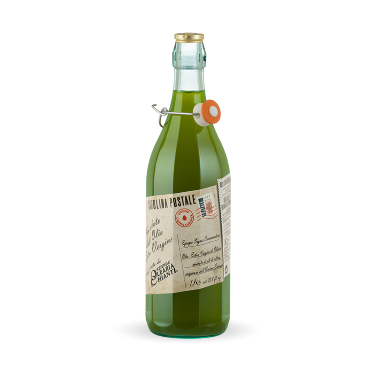 «CARTOLINA POSTALE»<br>UNFILTERED EXTRA VIRGIN OLIVE OIL