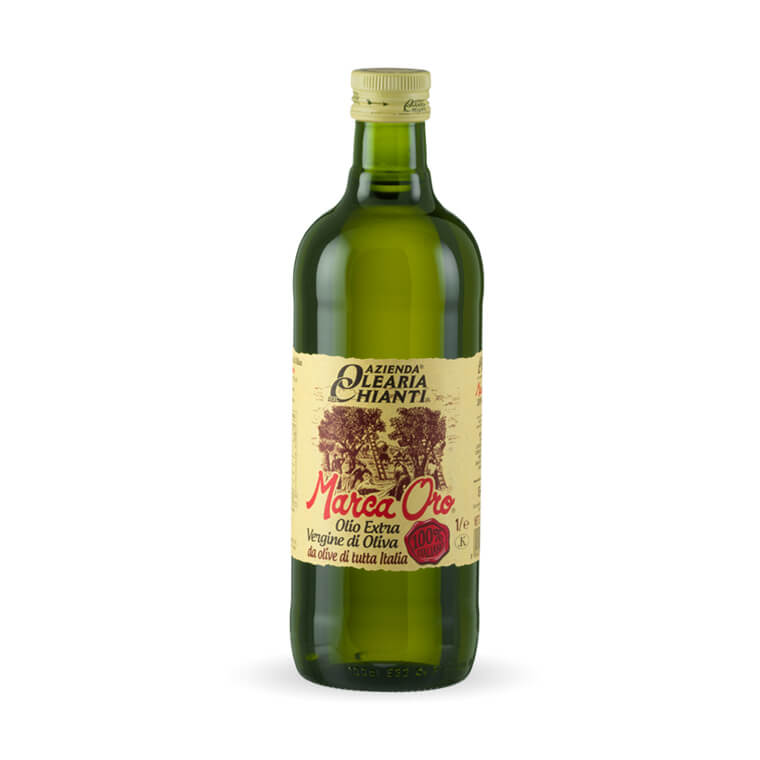 «MARCA ORO»<br>EXTRA VIRGIN OLIVE OIL