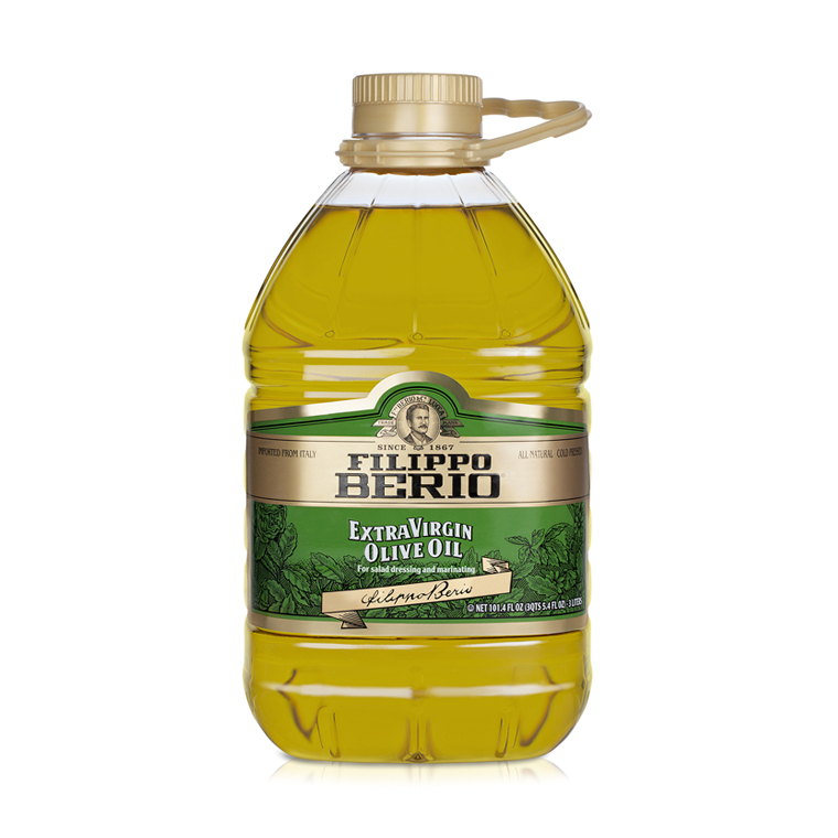 «BERIO»<br>EXTRA VIRGIN OLIVE OIL 3l