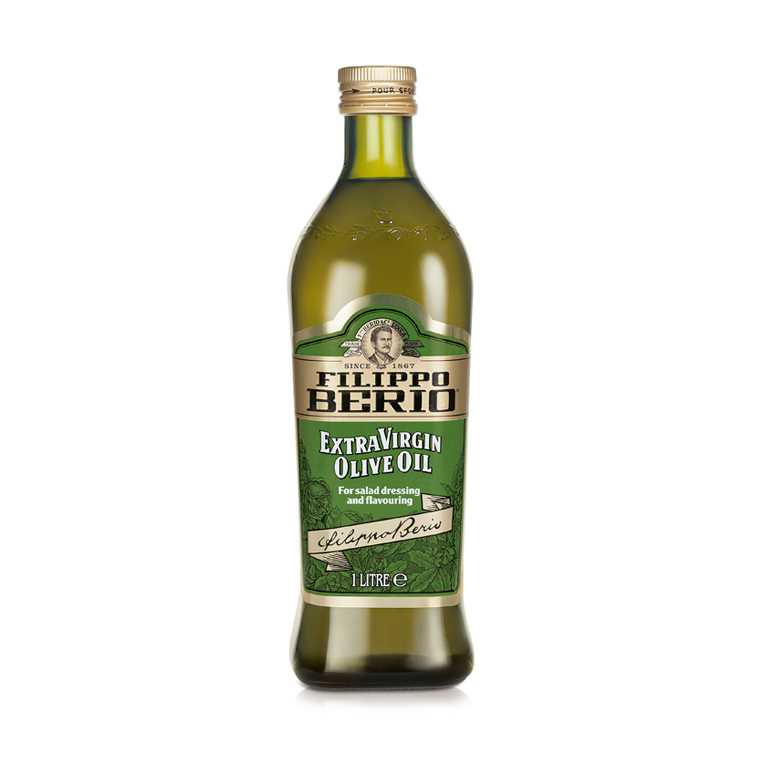 «BERIO»<br>EXTRA VIRGIN OLIVE OIL 1l