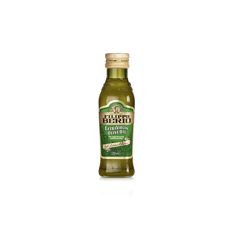 «BERIO»<br>EXTRA VIRGIN OLIVE OIL 0,25l