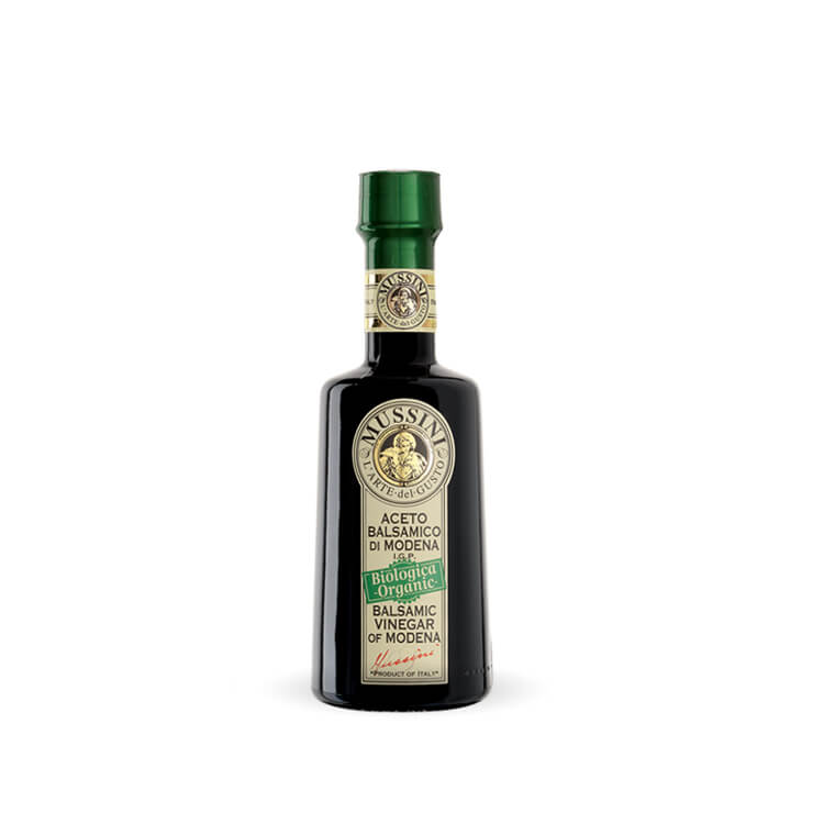 CLASSIC ORGANIC<br>BALSAMIC VINEGAR OF MODENA IGP